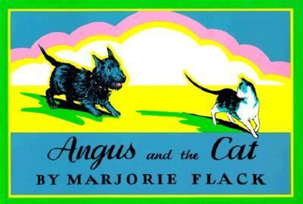 Angus and the Cat Cover