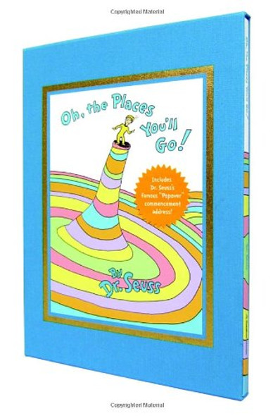 Oh, the Places You'll Go! (Deluxe Edition) Cover