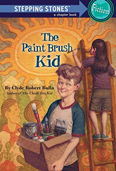 The Paint Brush Kid Cover