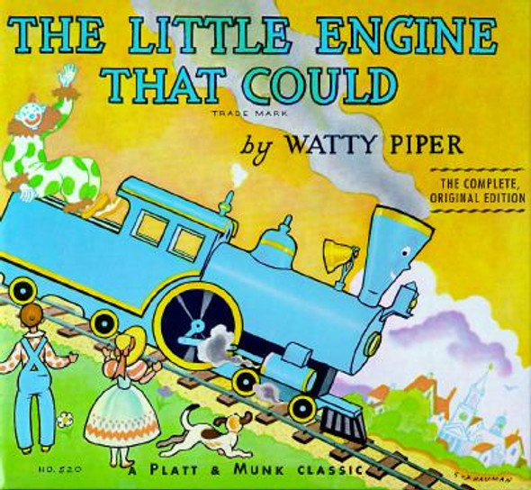 The Little Engine That Could: Original Classic Edition Cover