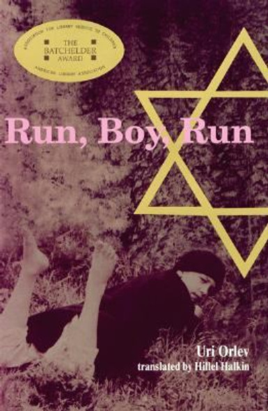 Run, Boy, Run Cover