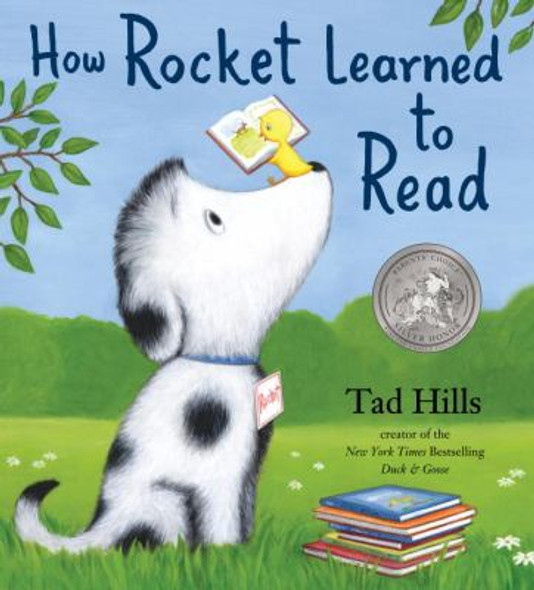 How Rocket Learned to Read Cover
