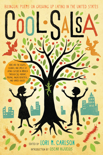 Cool Salsa: Bilingual Poems on Growing up Latino in the United States Cover