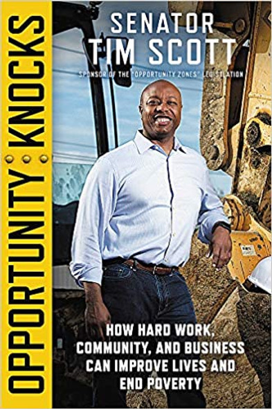 Opportunity Knocks: How Hard Work, Community, and Business Can Improve Lives and End Poverty Cover