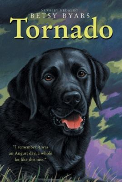 Tornado ( Trophy Chapter Books ) Cover