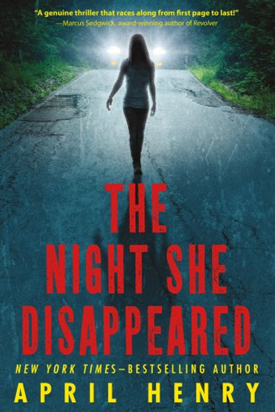 The Night She Disappeared Cover