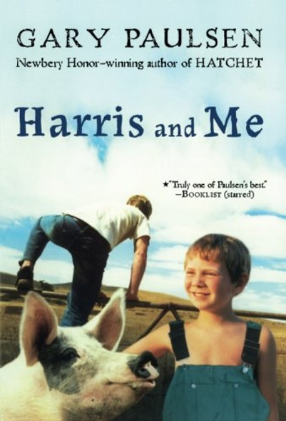 Harris and Me Cover