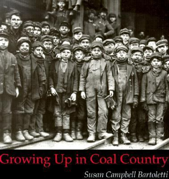 Growing up in Coal Country Cover