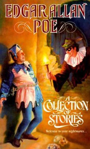 Edgar Allan Poe: A Collection of Stories Cover