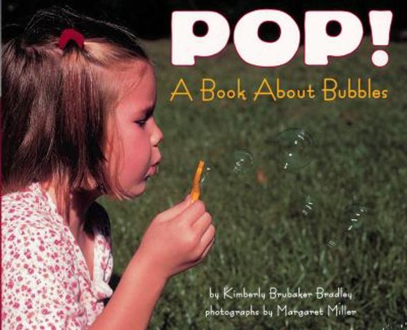 Pop!: A Book about Bubbles Cover