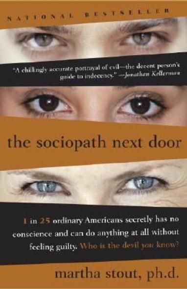 The Sociopath Next Door Cover