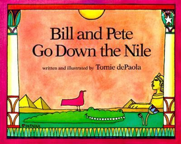 Bill and Pete Go down the Nile Cover