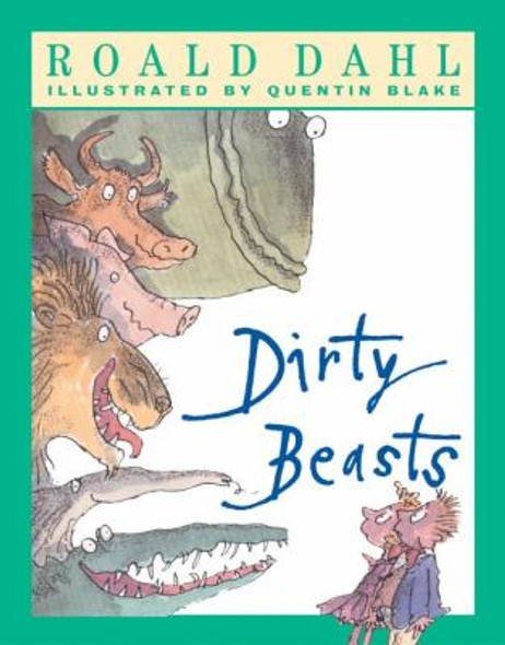 Dirty Beasts Cover