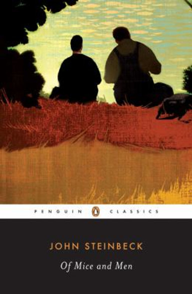Of Mice and Men (Penguin Great Books of the 20th Century) Cover
