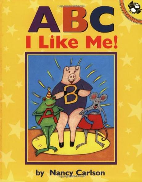 ABC I Like Me! Cover