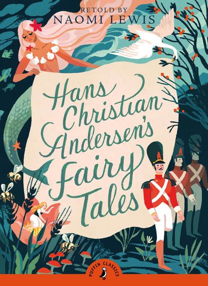 Hans Andersen's Fairy Tales Cover