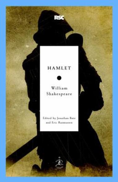 Hamlet (Modern Library Classics) Cover