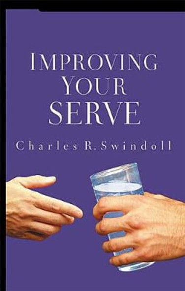 Improving Your Serve Cover
