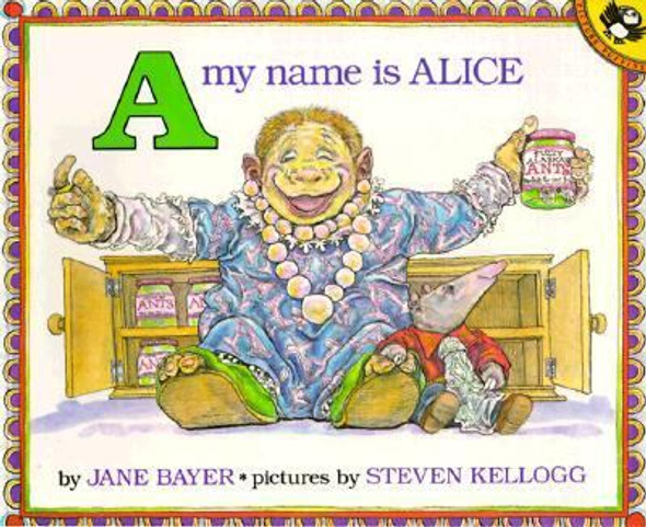 A My Name Is Alice Cover
