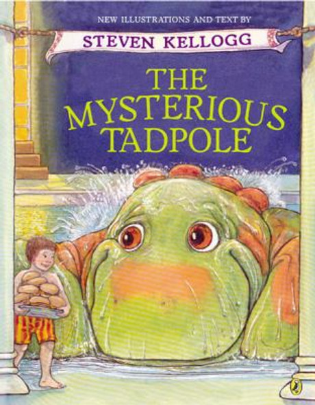 The Mysterious Tadpole Cover