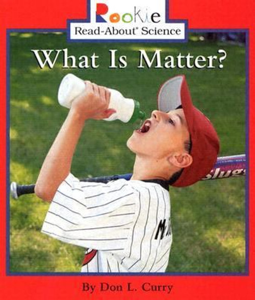 What Is Matter? Cover