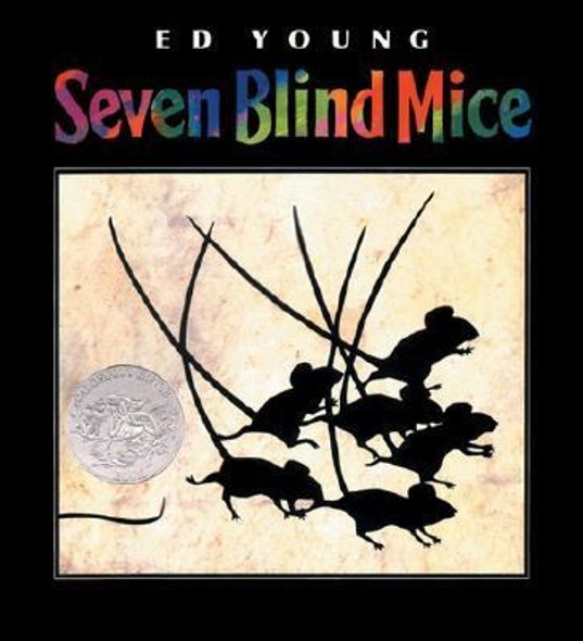 Seven Blind Mice (Turtleback School & Library Binding Edition) Cover