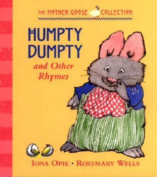 Humpty Dumpty: And Other Rhymes Cover