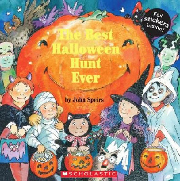 Best Halloween Hunt Ever Cover