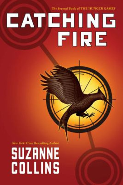 Catching Fire ( Hunger Games #02 ) Cover