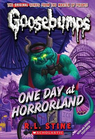 One Day at Horrorland Cover
