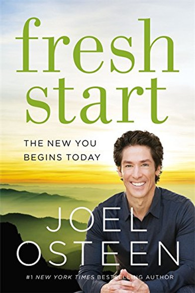 Fresh Start: The New You Begins Today Cover
