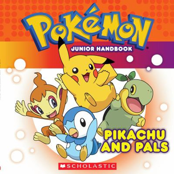 Pikachu and Pals Cover