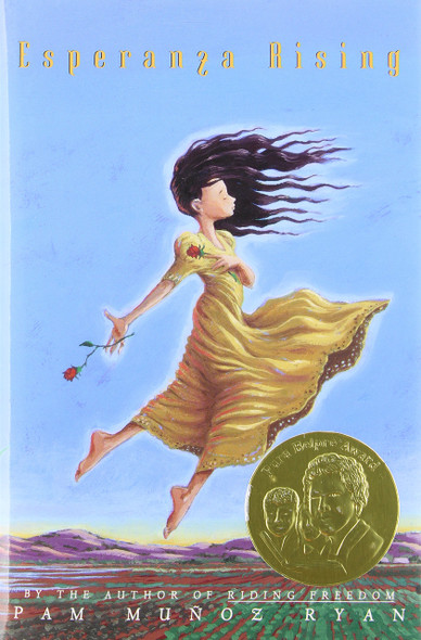 Esperanza Rising - Hardcover Cover