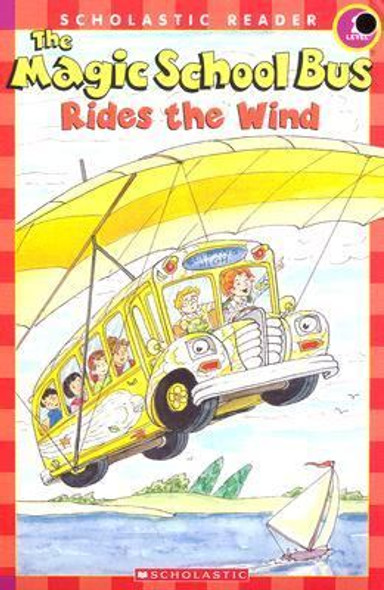The Magic School Bus Rides the Wind Cover