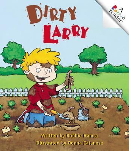 Dirty Larry Cover