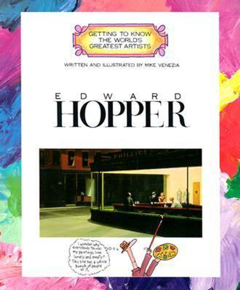 Edward Hopper Cover
