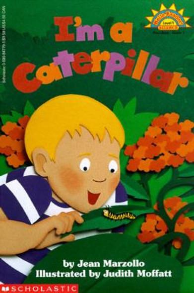 I'M a Caterpillar Cover