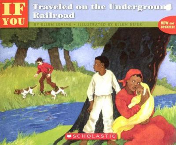 If You Traveled on the Underground Railroad Cover