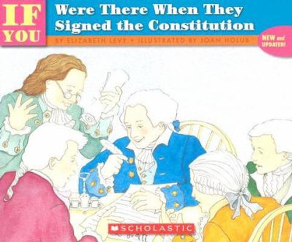 If You Were There When They Signed the Constitution Cover