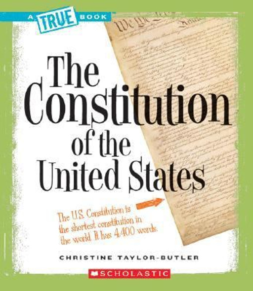 The Constitution of the United States Cover