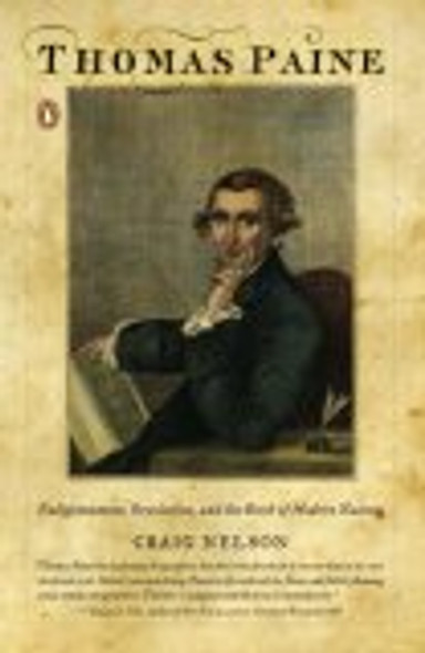 Thomas Paine: Enlightenment, Revolution, and the Birth of Modern Nations Cover