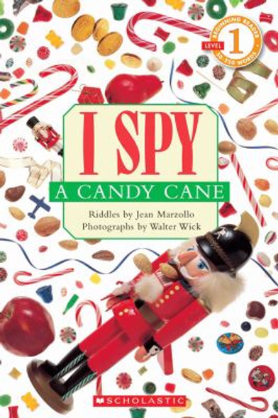 I Spy a Candy Can Cover