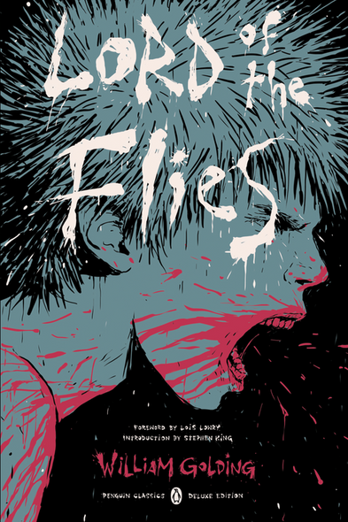 Lord of the Flies: (Penguin Classics Deluxe Edition) Cover