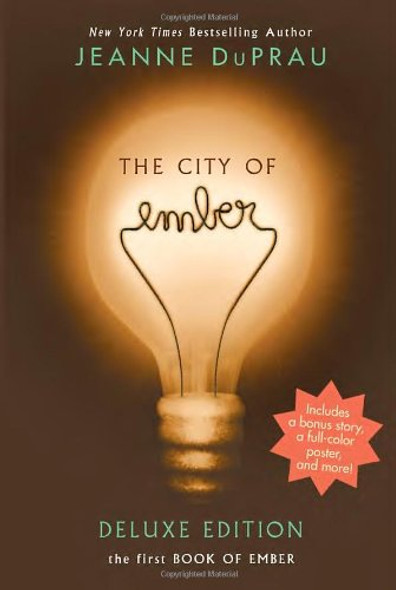 The City of Ember Deluxe Edition: The First Book of Ember Cover