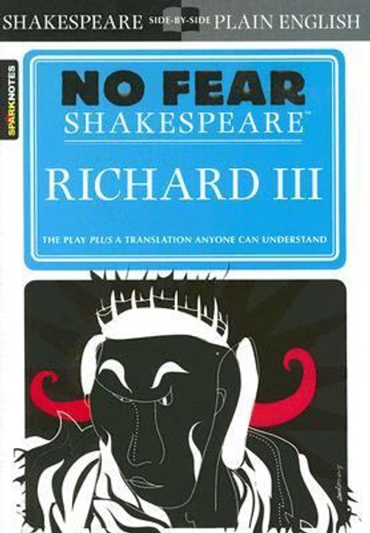 Richard III (Sparknotes No Fear Shakespeare) Cover