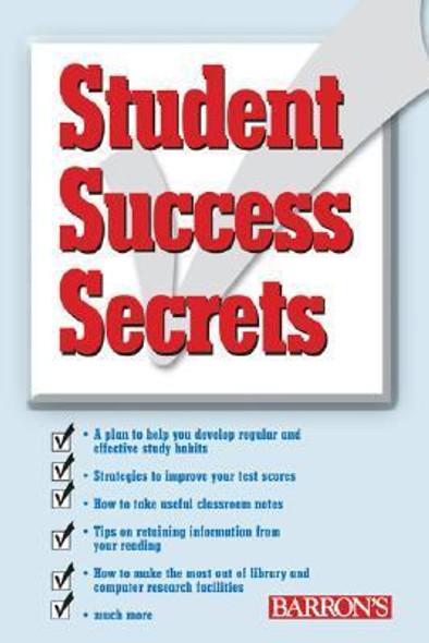 Student Success Secrets Cover