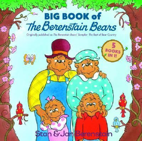 Big Book of the Berenstain Bears Cover
