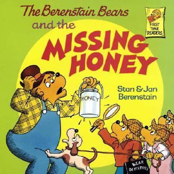 The Berenstain Bears and the Missing Honey Cover