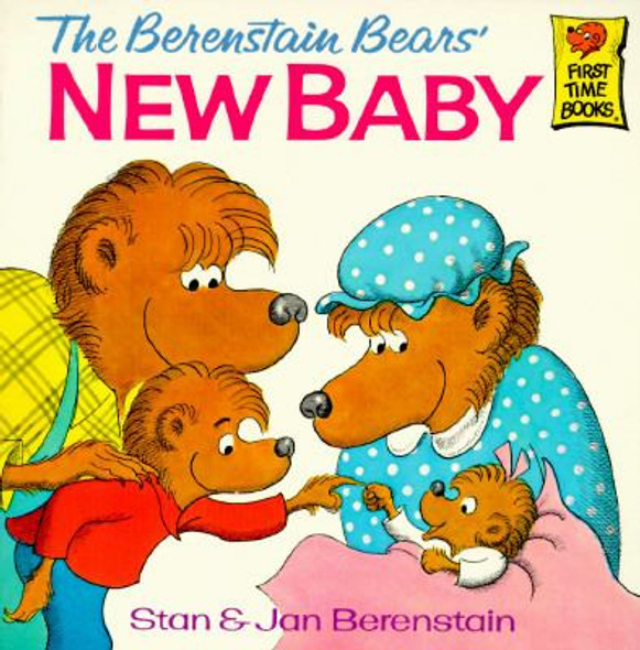 The Berenstain Bears' New Baby Cover