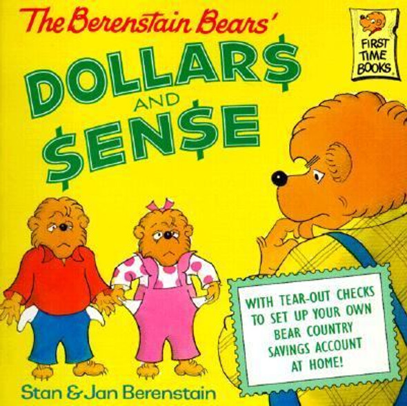 The Berenstain Bears' Dollars and Sense Cover